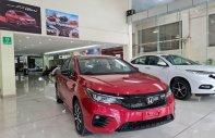 Honda City 2021 mới, khuyến mại bảo hiểm thân vỏ, phụ kiện giá 598 triệu tại Hà Nội