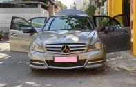Cần bán Mercedes C200 2012, số tự động, màu Xám, cọp zin. giá 539 triệu tại Tp.HCM