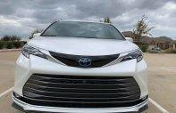 Bán ô tô Toyota Sienna Platinum 2021, màu trắng, nhập khẩu Mỹ giá 4 tỷ 200 tr tại Hà Nội