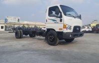 Xe tải 7 tấn Hyundai New Mighty 110XL nhập khẩu 3 cục Hàn Quốc 2021 thùng 6m3 giá 720 triệu tại Hà Nội