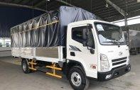 Bán xe Hyundai Mighty EX8 GTL tải 8 tấn đời 2021, màu xanh lam, xe nhập giá 710 triệu tại Bình Dương