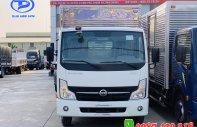 Cần bán gấp xe tải 3 tấn 5 thùng kín 4m3, đưa trước 50tr góp tiếp ngân hàng giá 50 triệu tại Bình Dương