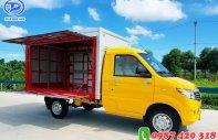 Xe tải KENBO thùng kín cánh dơi. Hỗ trợ trả góp đến 80% giao xe ngay giá 210 triệu tại Bình Dương