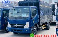 Xe VINAMOTOR NS 350 3T5 thùng mui bạc.Hỗ trợ trả góp đến 80% giao xe ngay giá 120 triệu tại Bình Dương