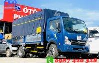 Xe Vinamotor NS 350 3T5 thùng mui bạt. Hỗ trợ trả góp đến 80% giá Giá thỏa thuận tại Bình Dương