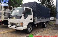 Xe tải JAC 2T45 thùng mui bạt. Hỗ trợ trả góp đến 80% giá 355 triệu tại Bình Dương