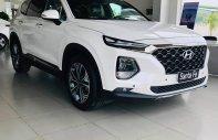 Bán Hyundai Santa Fe đời 2021, màu trắng giá 1 tỷ 105 tr tại Tp.HCM