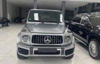 Bán Mercedes G63 AMG màu xám cực đẹp, sản xuất 2021, xe có sẵn giao ngay giá 12 tỷ 550 tr tại Tp.HCM