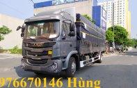 Xe tải JAC A5 9t thùng dài 8,2m ngân hàng hỗ trợ 80% giá trị xe giá 905 triệu tại Bình Dương