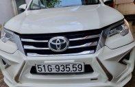 Bán xe Fortuner AT máy xăng, màu trắng sx 2019 như mới.  giá 1 tỷ 20 tr tại Tp.HCM