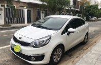 Cần bán lại xe Kia Rio 1.4AT sedan nhập khẩu đời 2016, màu trắng, nhập khẩu nguyên chiếc giá 395 triệu tại Tp.HCM
