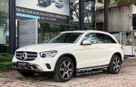 Bán Mercedes GLC200 4Matic sx 2021 màu trắng, nội thất kem siêu lướt 1200km, duy nhất trên thị trường giá 2 tỷ 180 tr tại Hà Nội