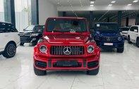 Bán Mercedes Benz G63 AMG màu đỏ, sản xuất 2021, giao ngay toàn quốc giá tốt giá 12 tỷ 400 tr tại Hà Nội