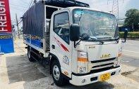 Định giá xe tải JAC N350 thùng mui bạt dài 4m4 chỉ 120tr nhận xe ngay giá Giá thỏa thuận tại Bình Dương