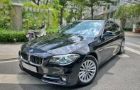 Cần bán BMW 5 Series 520i đời 2014, màu đen, nhập khẩu giá 1 tỷ 90 tr tại Tp.HCM