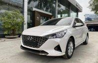 Bán xe Hyundai Accent 1.4 MT đời 2021, màu trắng giá 456 triệu tại Tp.HCM