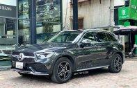 Bán xe Mercedes GLC300 AMG đời 2021, màu xám giá 2 tỷ 550 tr tại Hà Nội