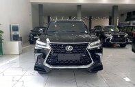 Bán Lexus LX570 Super Sport 8 chỗ màu đen, sản xuất 2016, xe mới 99,9% giá 6 tỷ 180 tr tại Hà Nội