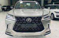 Bán xe Lexus LX 570 Super Sport đời 2021, màu vàng, nhập khẩu nguyên chiếc giá 9 tỷ 90 tr tại Hà Nội