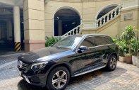 Bán Mercedes GLC 250 màu đen, sản xuất 2017, xe đi cực ít, siêu mới giá 1 tỷ 420 tr tại Hà Nội