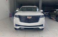 Bán ô tô Cadillac Escalade sản xuất 2021, màu trắng, xe nhập giá 8 tỷ 180 tr tại Hà Nội