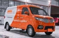 xe tải dongben SRM van 2 chỗ |xe chở thư báo | giảm giá cuối năm , tặng bộ camera trước sau giá 264 triệu tại Bình Dương
