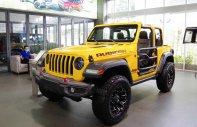 Giá xe Jeep Wrangler Rubicon 2 cửa màu Vàng 2021 giá 3 tỷ 688 tr tại Tp.HCM