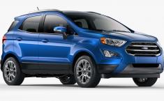 Đánh giá xe Ford EcoSport 2019: Mẫu SUV cỡ nhỏ hoàn hảo nhất
