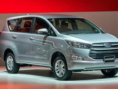 Toyota Innova bị loại khỏi top 10 xe bán chạy nhất tháng 11 nhưng vẫn chưa có đối thủ