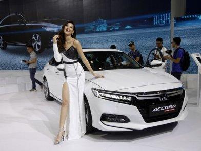 Honda Accord 2020 nhập Thái có giá từ 1,319 tỷ tại Việt Nam