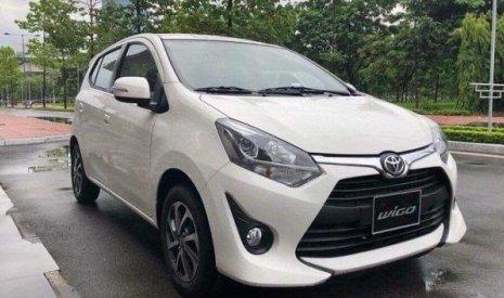 Giao xe nhanh toàn quốc - Giảm giá cực khủng cuối năm chiếc xe Toyota Wigo 1.2 AT, sản xuất 2019